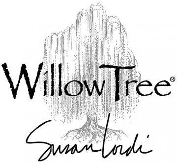 Willow Tree 26005 Figur Weihnachtsartikel Heilige Familie, Holz, Natur, 5,1 x 7,6 x 24,1 cm - 7