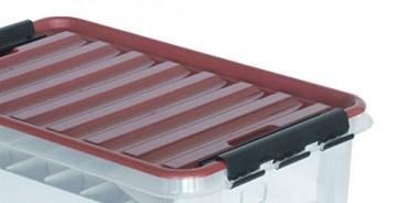 Quality-Collection Top-Box Compact - Aufbewahrungsbox für Christbaumkugeln - 6