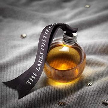Sansee 6 Pack Schnaps gefüllt Weihnachtsbaum Ornamente Wasserflasche Milch Saft Birnen Tasse (A) - 4