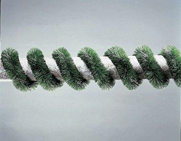 20-m-Grasgirlande, grün - 1