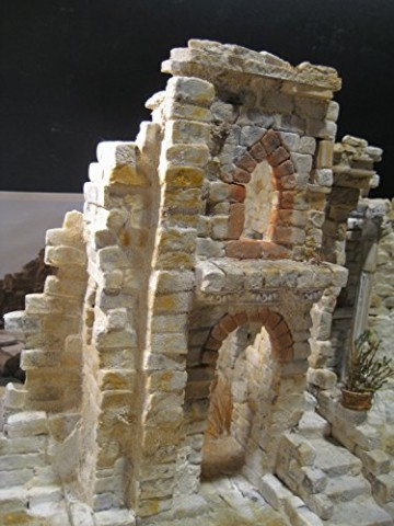 60 rechteckige Bausteine für den Krippenbau - 2