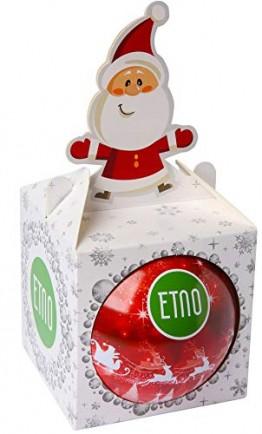 ACORUS Christbaumkugel Spielzeug mit Tee - Geschenke zu Weihnachten - 1