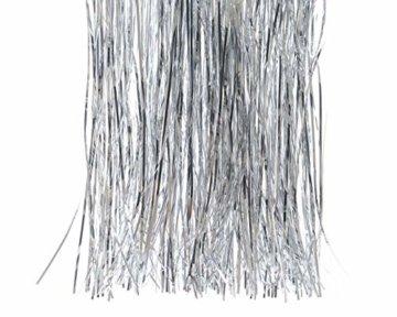 Decoris Dekoration, Silber - 1