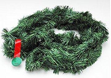 Deko-Girlande, Tannengrün, Weihnachtsgirlande, Tannengirlande, ca. 500 cm x 10 cm - 1