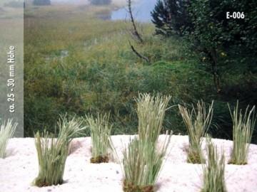 Grasbüschel Grün, 30 mm, 14 Stck, Krippenbotanik - 1