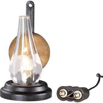 Kahlert Licht 20443 Puppenhauszubehör, schwarz, transparent - 1