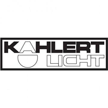 Kahlert Licht 20443 Puppenhauszubehör, schwarz, transparent - 2