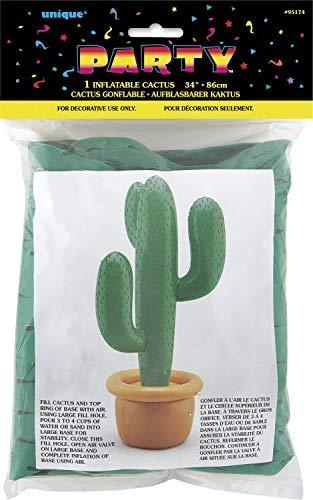 Kaktus aufblasbar, 86x40 cm - 2