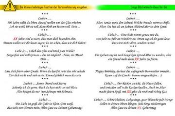 PISDEZ - Geburtstagsgeschenk - personalisierte Geburtstagsbank Kerzenständer Kerzenhalter Holz Geschenke für Eltern - Wunschgravur - 7