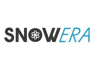 SnowEra 400er LED Galaxy Lichterkette / Weihnachtslichterkette für innen & außen mit Timer und Dimmfunktion – Lichtfarbe: Amber / Bernstein – Form: Cluster Lichterkette - 9