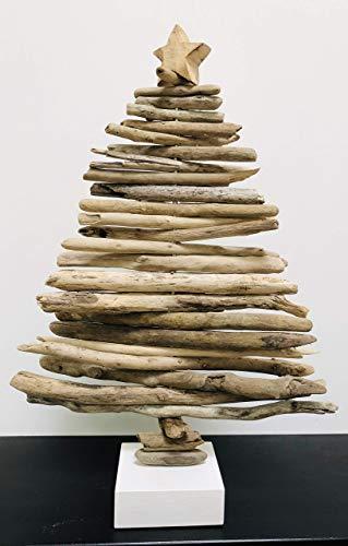Weihnachtsbaum/Tannenbaum aus Treibholz - 2