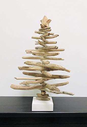 Weihnachtsbaum/Tannenbaum aus Treibholz - 3