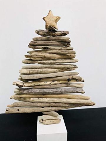 Weihnachtsbaum/Tannenbaum aus Treibholz - 4