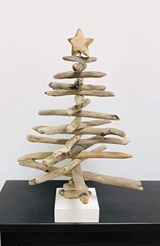 Weihnachtsbaum/Tannenbaum aus Treibholz - 5