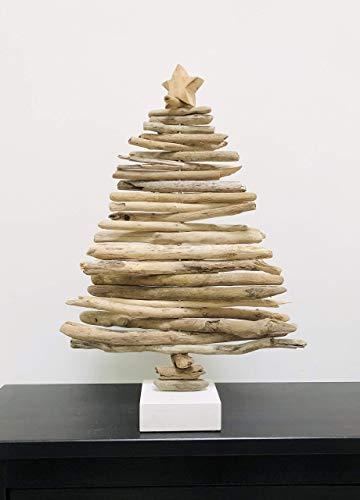 Weihnachtsbaum/Tannenbaum aus Treibholz - 6