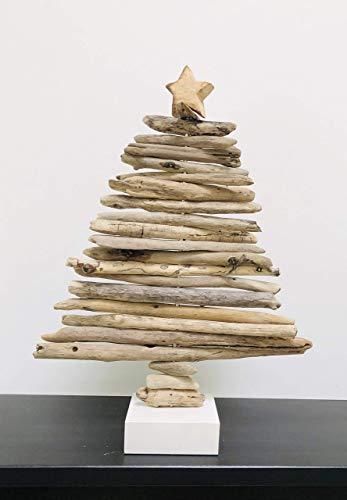 Weihnachtsbaum/Tannenbaum aus Treibholz - 8