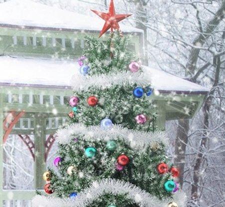 weihnachtsbaumspitzen