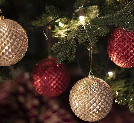 weihnachtskugelnset
