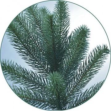 Xenotec Voll PE Weihnachtsbaum künstlich Höhe ca. 120 cm naturgetreu im Spritzgussverfahren Hergestellt - 6