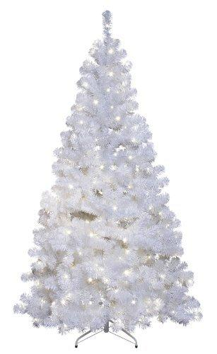 Best Season 608-12 LED Ottawa Prelit-Tree beleuchtet, weiß - 1