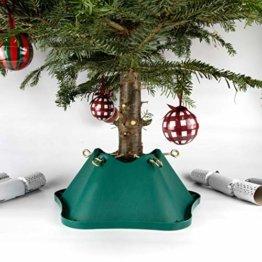 Bosmere G470 Kunststoff Weihnachtsbaum Stand 6ft, 4,75 Zoll Trunk,grün - 1