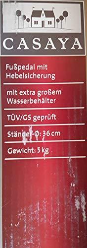 Christbaumständer Aqua, Fußpedal mit Hebelsicherung, mit Wasserbehälter (2.20) - 2