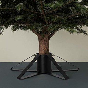 Ferm Living - Christbaumständer, schwarz - 2