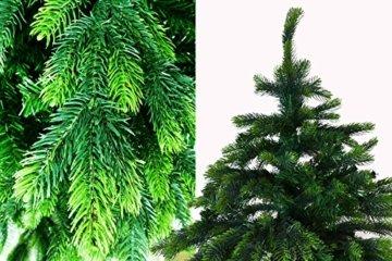 Gartenpirat 210cm BonTree Tanne Weihnachtsbaum Tannenbaum künstlich aus Spritzguss/PVC-Mix - 7