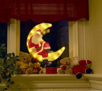 Konstsmide, 2860-010, LED Fensterbild,