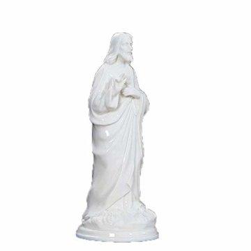 HJIKM Statue Dekoration Familienstatue Jesus Krippe Figur Dekorative Figuren Kunst & Handwerk Home Dekoration Zubehör - 1