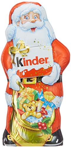 kinder Schokolade Weihnachtsmann, 4er Pack (4 x 160 g) - 1