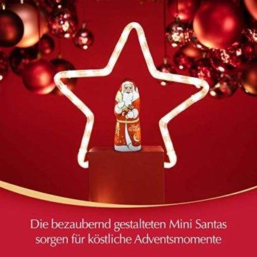 Lindt Mini Santas im Köcher Vollmilchschokolade, 700g - 4