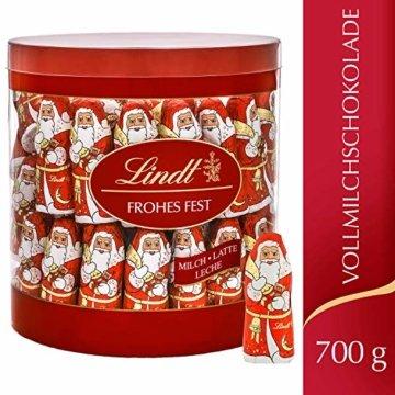 Lindt Mini Santas im Köcher Vollmilchschokolade, 700g - 5