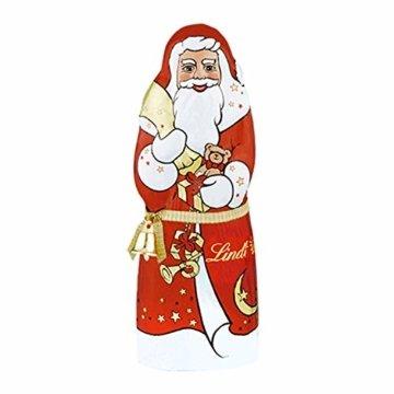 Lindt Weihnachtsmänner Vollmilchschokolade, 3er pack (3 x 70g) - 1