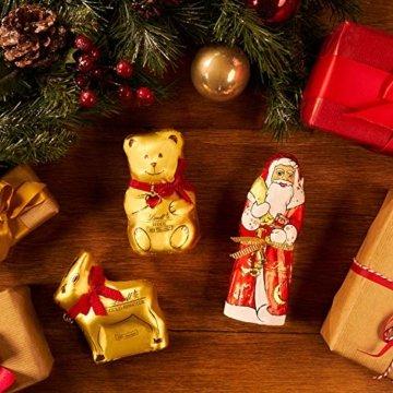 Lindt Weihnachtsmänner Vollmilchschokolade, 3er pack (3 x 70g) - 2