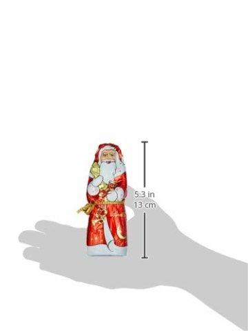 Lindt Weihnachtsmänner Vollmilchschokolade, 3er pack (3 x 70g) - 4