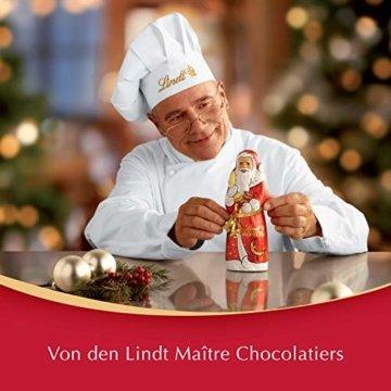 Lindt Weihnachtsmänner Vollmilchschokolade, 3er pack (3 x 70g) - 8