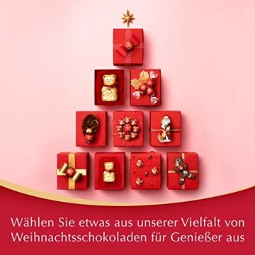 Lindt Weihnachtsmänner Vollmilchschokolade, 3er pack (3 x 70g) - 9
