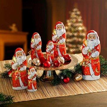 Lindt Weihnachtsmann Vollmilchschokolade, 1er pack (1 x 1kg) - 4