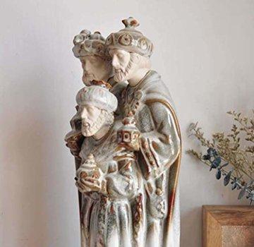 LNDDP Katholische Skulptur, Krippe Figur des Heiligen Vaters Statue Kirche Kirche Dekoration Sammlung Geschenke - 4