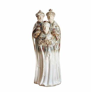 LNDDP Katholische Skulptur, Krippe Figur des Heiligen Vaters Statue Kirche Kirche Dekoration Sammlung Geschenke - 1