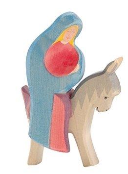 Ostheimer 4038 - Maria auf dem Esel, 2-teilig, 2 Teile - 1