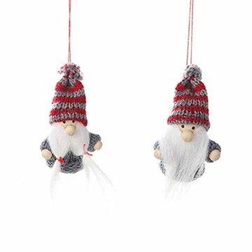 Weihnachtspuppe Handgemachte Plüsch Gnome Schwedische Süßes Figuren Weihnachtsdeko Gesichtslose Puppe Urlaub Geschenke Weihnachtsbaum Fenster Dekoration - 1