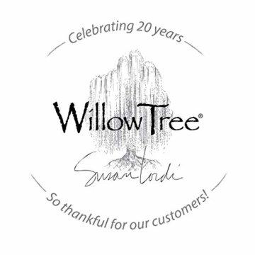 Willow Tree 26012 Figur Engel des Gebetes, 3,8 x 3,8 x 10,2 cm - 4