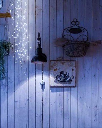 (16 Stück) Flaschenlicht Batterie, kolpop Flaschenlichterkette Korken 2M 20LED Glas Korken Licht Lichterkette mit Batterie für Flasche für außen/innen Deko für Party, Hochzeit, Weihnachten(KaltesWeiß) - 7