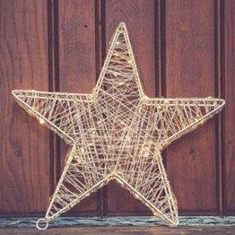 30 Led Stern Fenster 30cm Acryl Weihnachtsbeleuchtung Innen Stern Deko Weihnachtsdeko Fenster Beleuchtet Weihnachtsstern Batteriebetrieben - 1