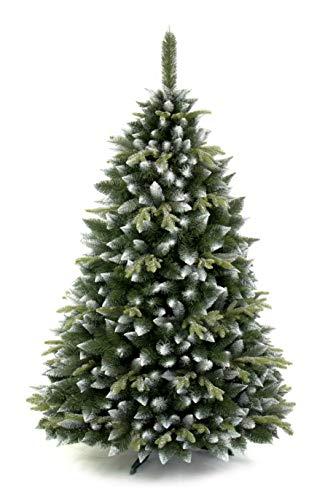 AmeliaHome 07874 120 cm Künstlicher Weihnachtsbaum PVC Tannenbaum Christbaum Kiefer Diana Weihnachtsdeko - 5