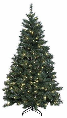 Best Season 609-02 LED-Weihnachtsbaum Ottawa beleuchtet, outdoor - 1