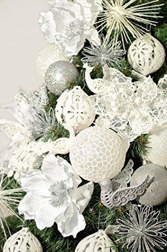 DecoKing Weihnachtsbaum Künstlich 150 cm grün Tannenbaum Christbaum Tanne Lena Weihnachtsdeko - 5