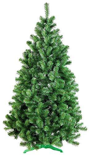 DecoKing Weihnachtsbaum Künstlich 150 cm grün Tannenbaum Christbaum Tanne Lena Weihnachtsdeko - 1